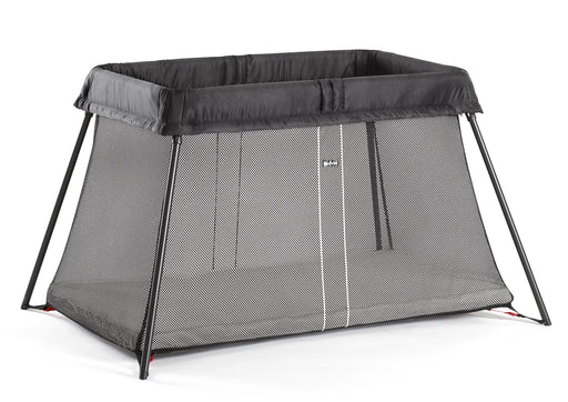 Babybjorn Travel Cot Light Playpen - Black