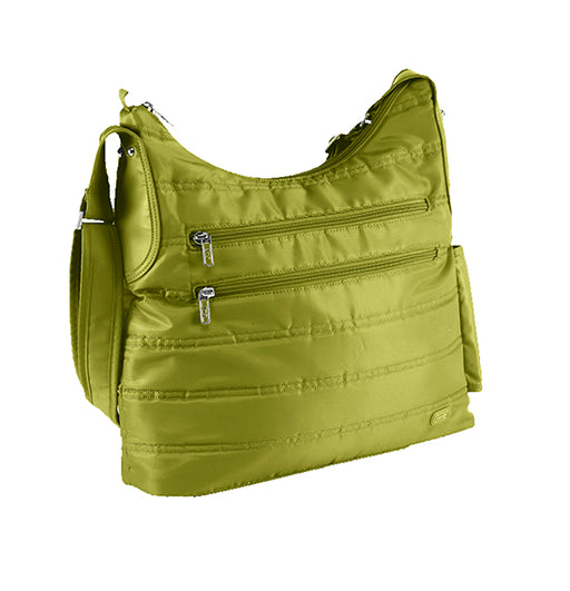 Lug Cable Car Satchel - Grass Green