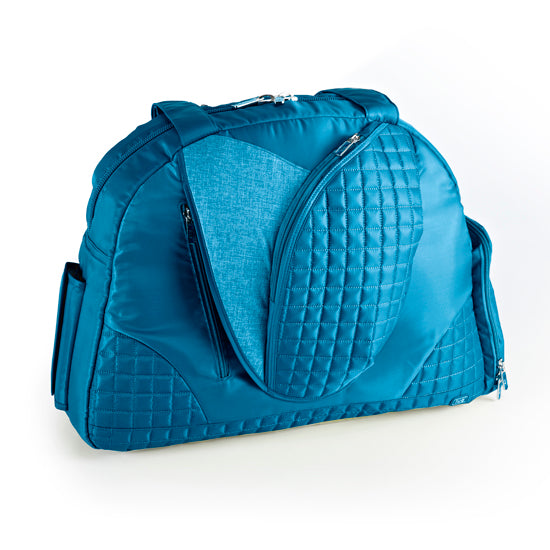 Lug Cartwheel Overnight Bag - Ocean Blue