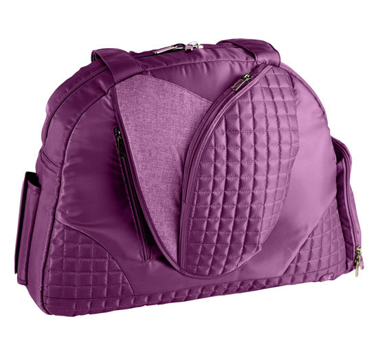 Lug Cartwheel Overnight / Duffel Bag - Plum Purple