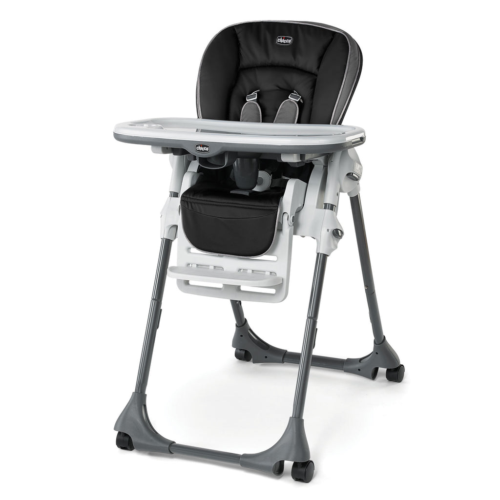 Polly Single Pad Highchair - Orion