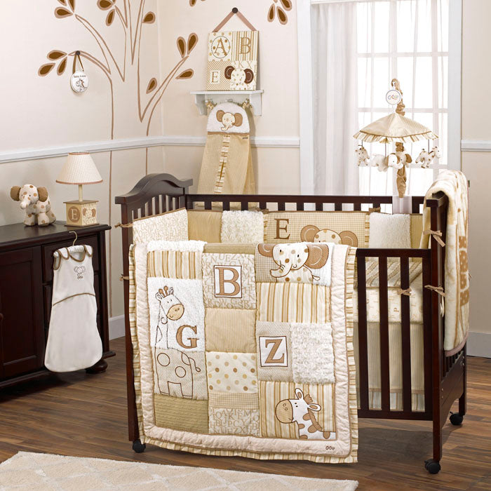 Cocal 6 Piece Bedding Set - Sweet Latte