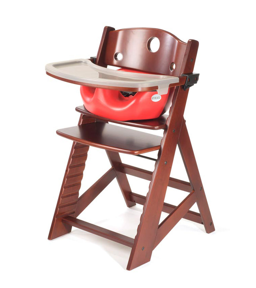 Keekaroo Kids Chair Infant Insert - Cherry