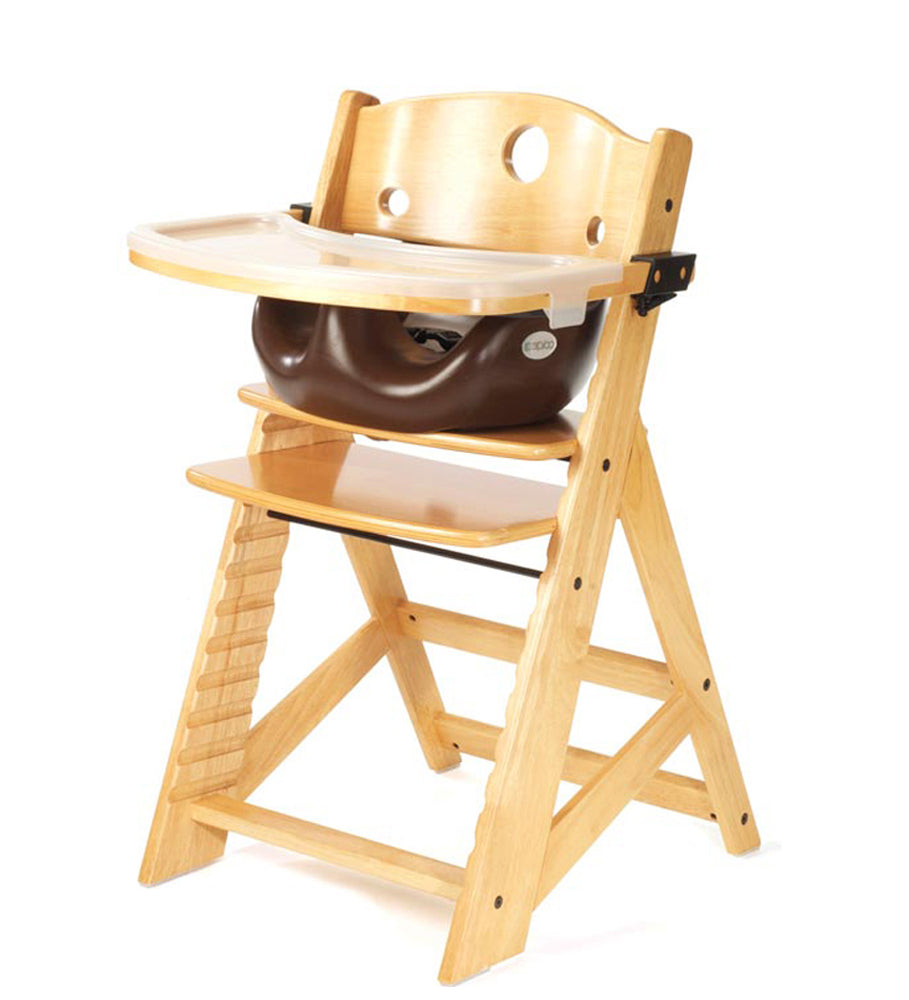 Keekaroo Kids Chair Infant Insert - Chocolate