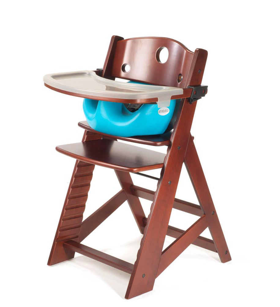 Keekaroo Kids Chair Infant Insert - Aqua