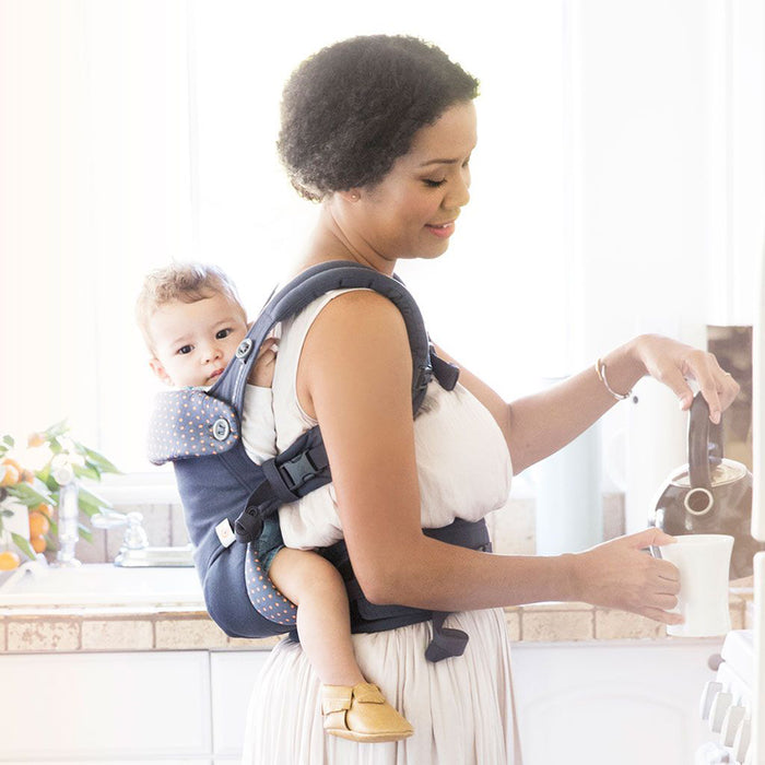 ErgoBaby 360 Baby Carrier - Dusty Blue