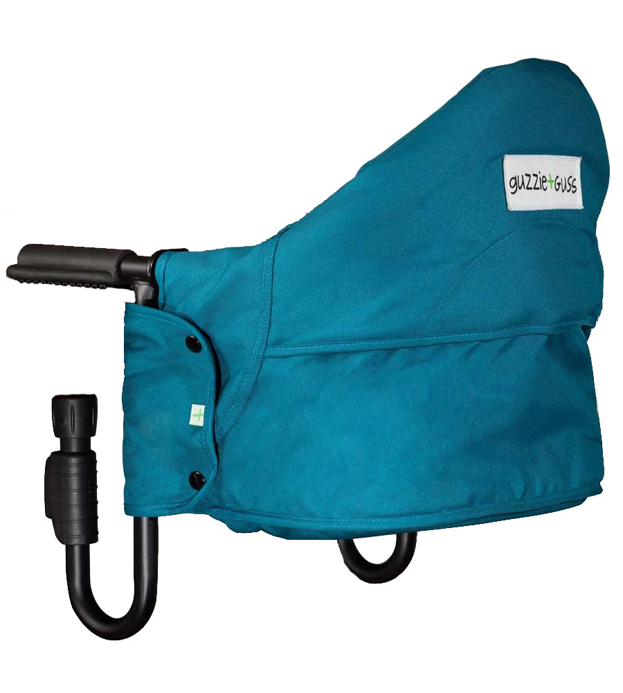 Perch Clip On Highchair - Aqua