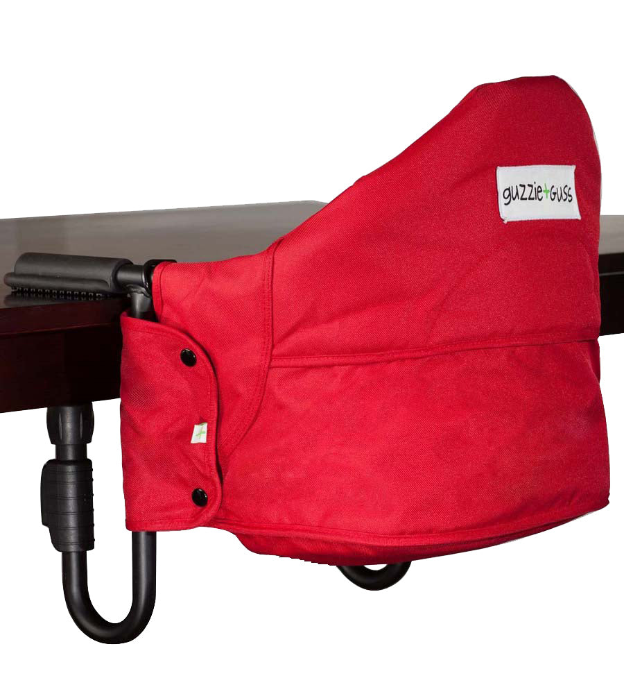 Perch Clip On Highchair - Red