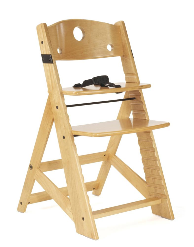 Keekaroo Height Right Kids Chair - Natural