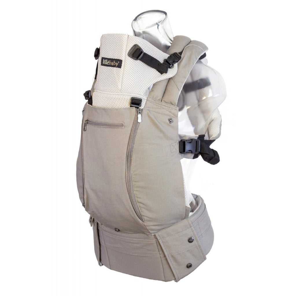 Lillebaby All Seasons Baby Carrier - Stone