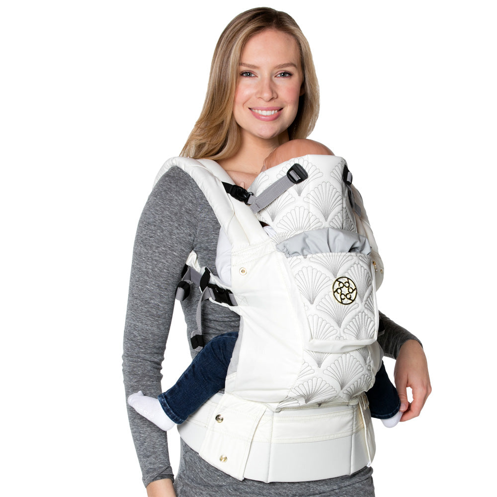 Lillebaby Baby Carrier Embossed - Luxe Brillance
