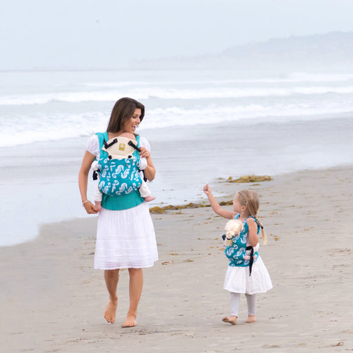 Lillebaby Original Baby Carrier - Seahorse