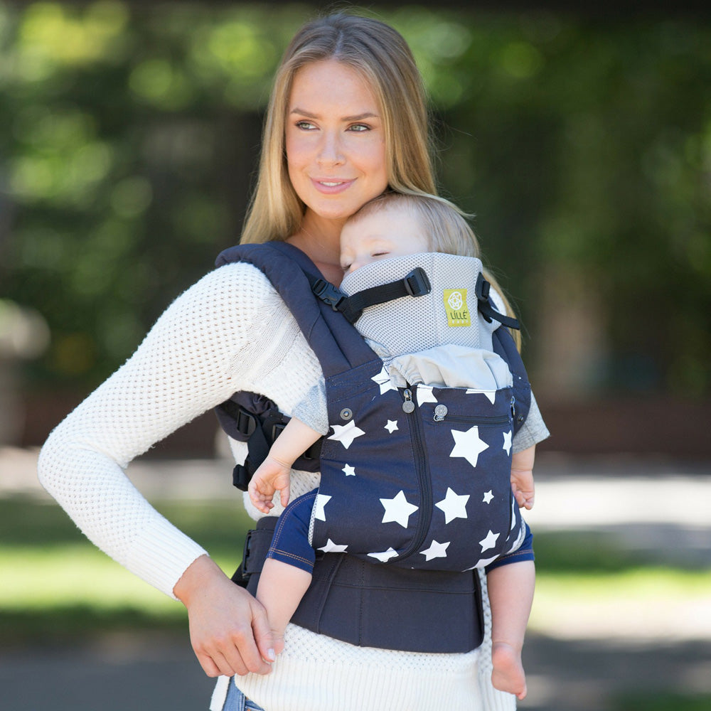 Lillebaby All Seasons Baby Carrier - Stars in Your Eyes
