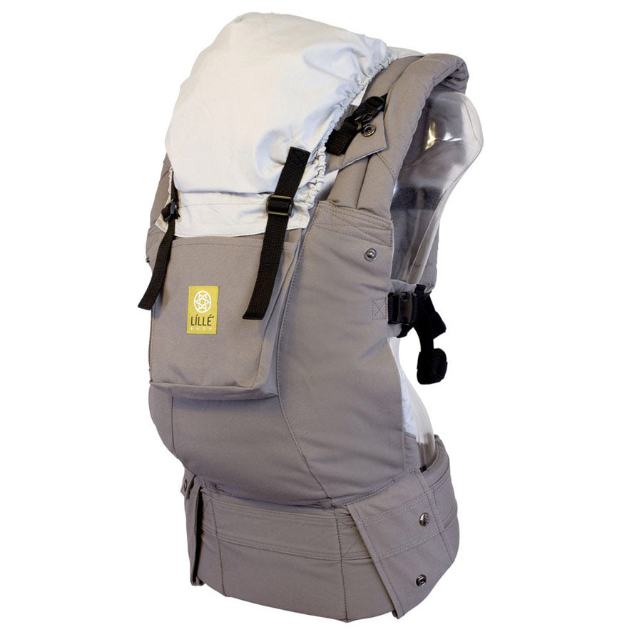 Lillebaby Original Baby Carrier with Pocket - Grey