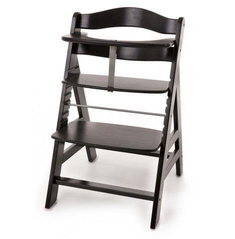 Hauck Alpha Highchair - Black