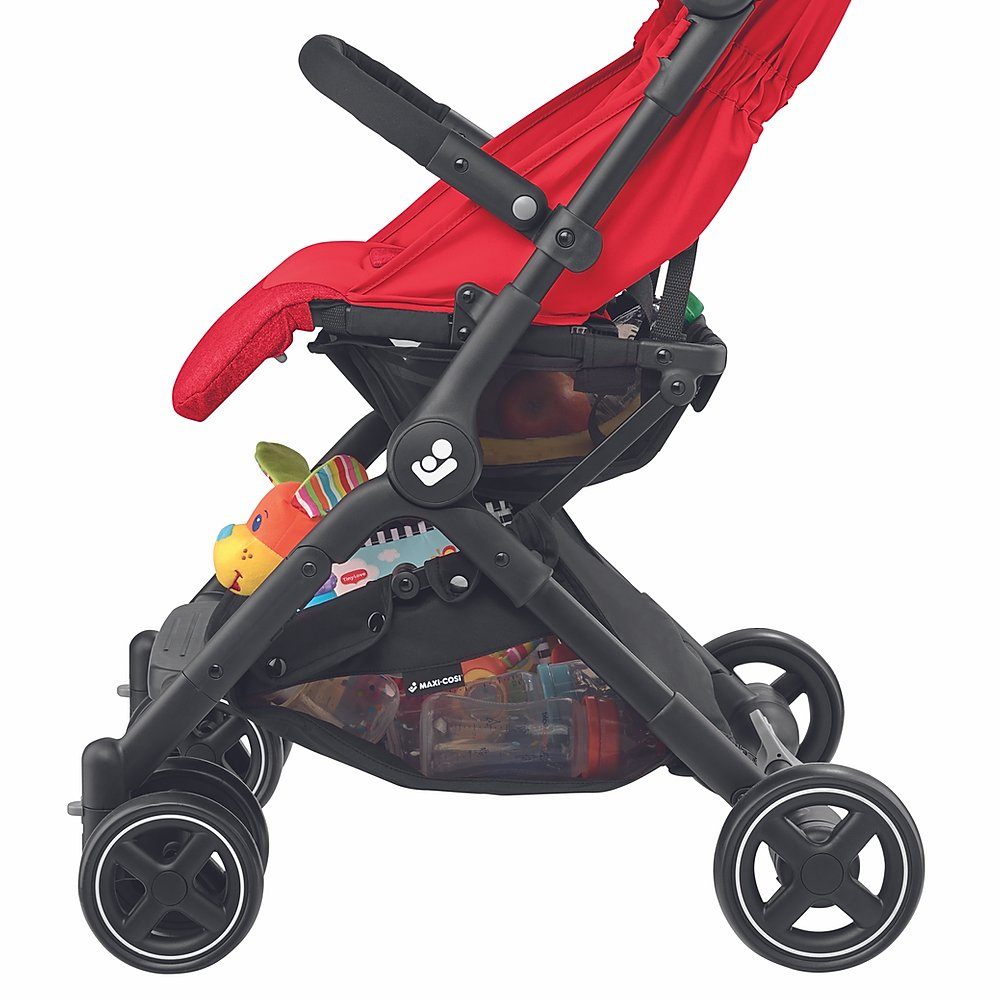 Maxi Cosi Lara RS Ultracompact Stroller - Nomad Red