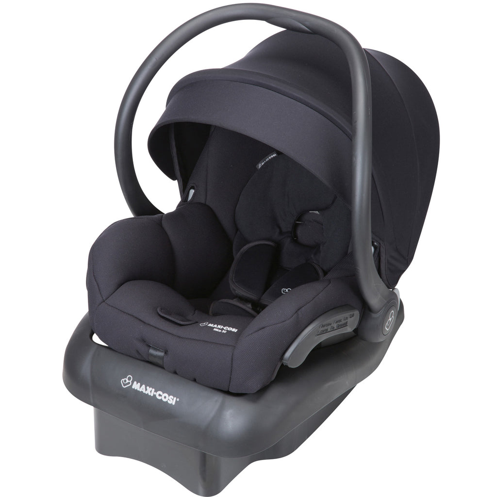Maxi Cosi Mico 30 Infant Car Seat - Night Black