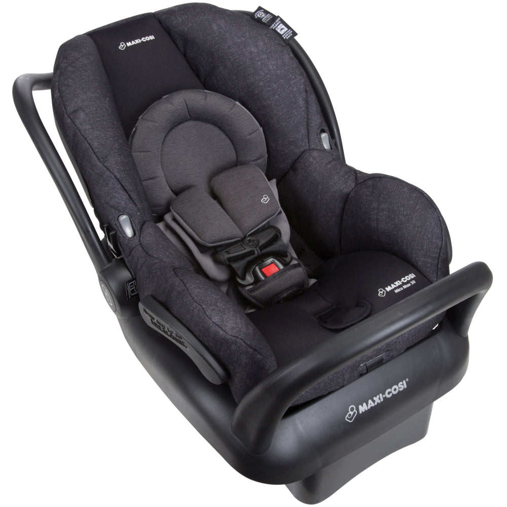 Maxi Cosi Mico Max Infant Car Seat - Nomad Black