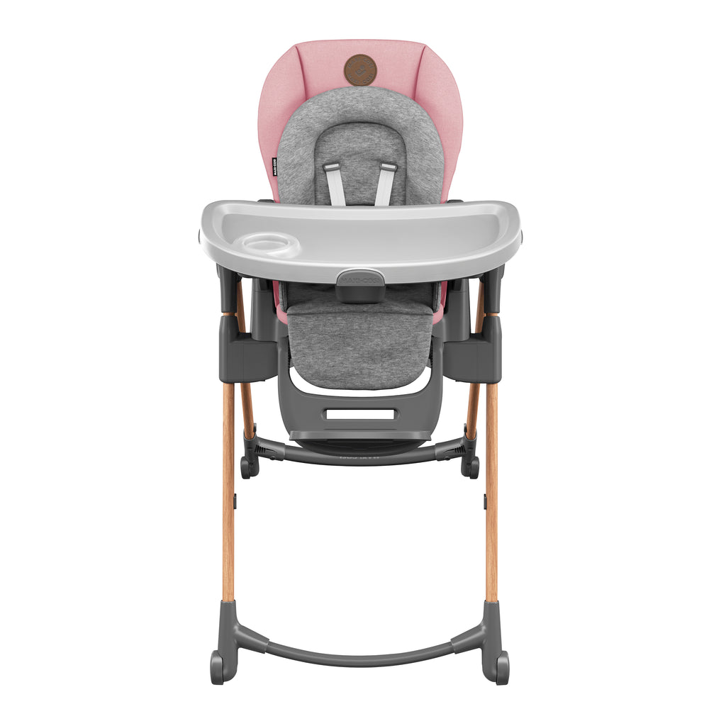 Maxi Cosi Minla High Chair - Essential Blush
