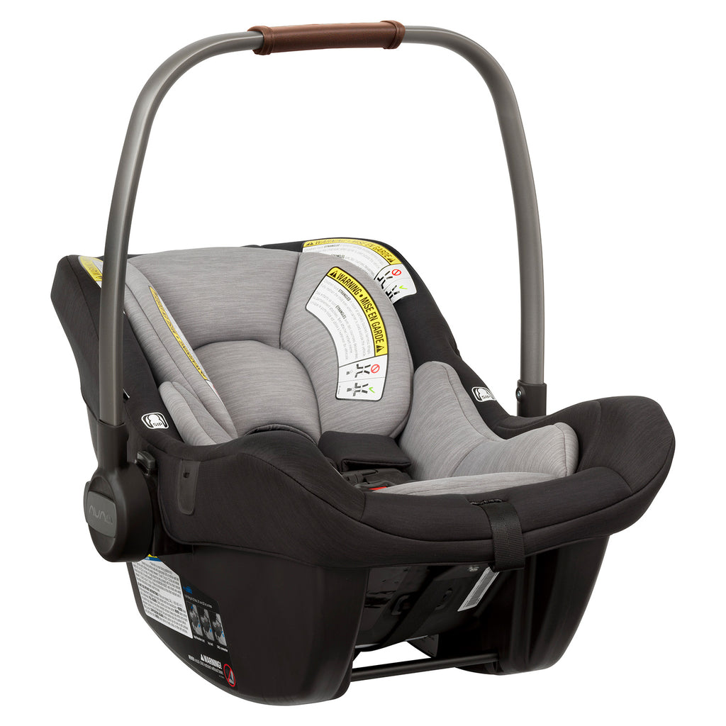 Nuna Pipa Lite Infant Car Seat - Caviar
