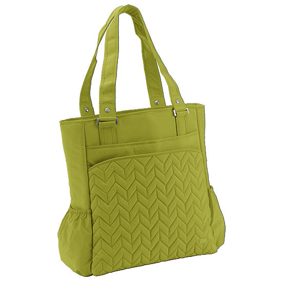 Lug Promenade Full Tote - Grass Green