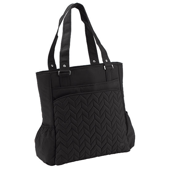 Lug Promenade Full Tote - Midnight Black