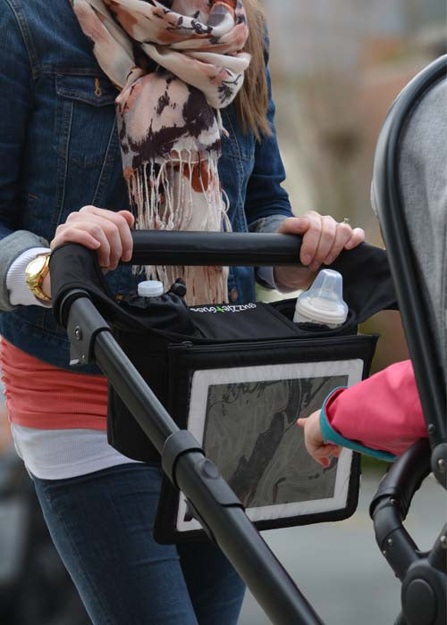 Stroller Console