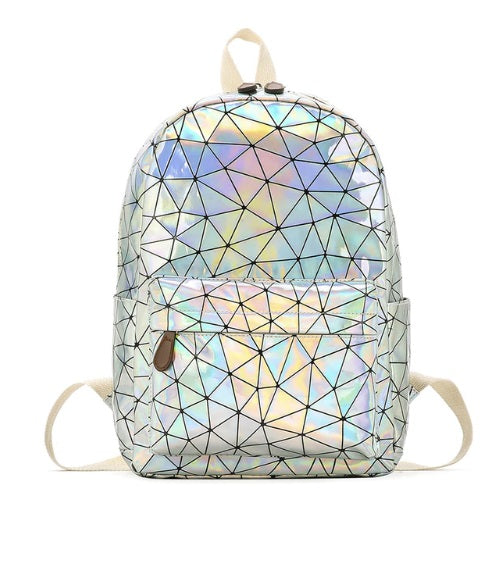 Laser Holographic Backpack