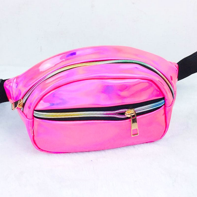 Holographic Cross Body Bag