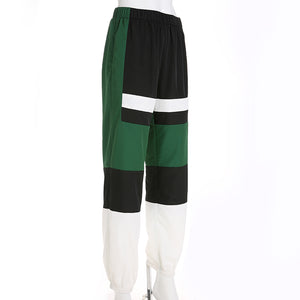 Sienna Patchwork Pants