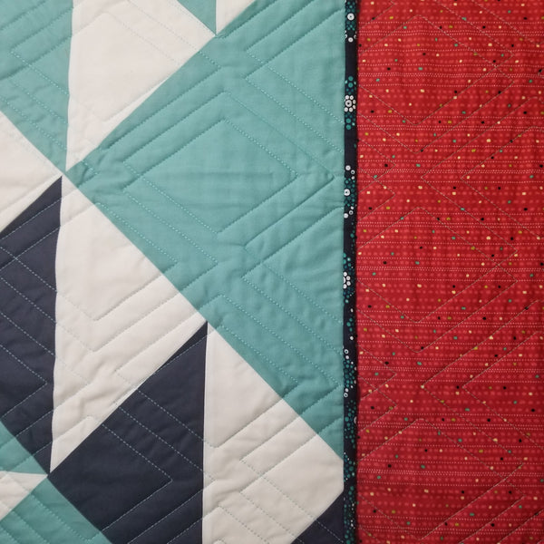 Ready for Quilting? Let's make sure we've covered everything.
