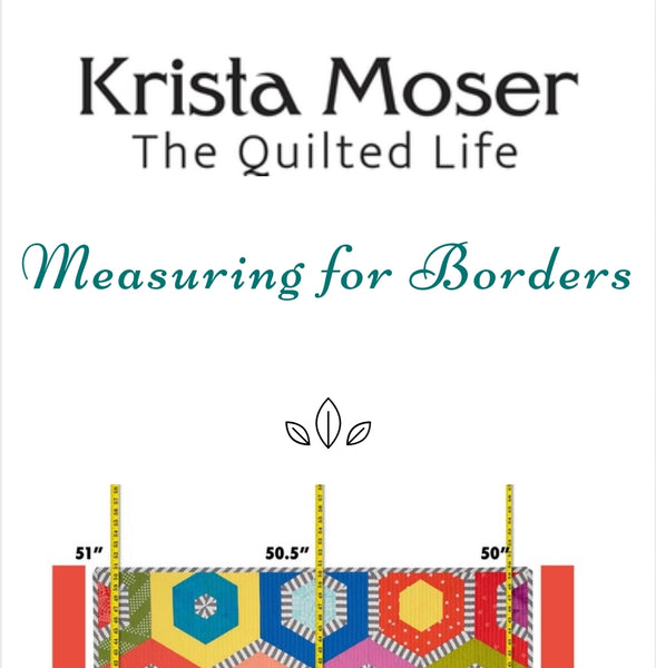Adding borders to your quilt