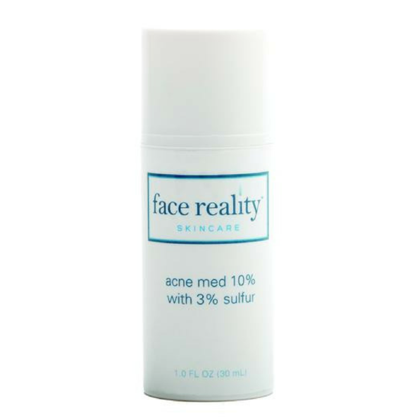 Acne Med 10% with 3% Sulfur - 1oz