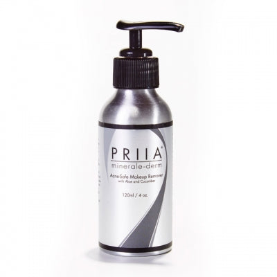 PRIIA's Acne-Safe Pore Purifying Makeup Remover | Elements Skin Care and Acne Clinic