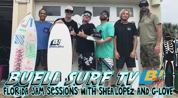 BuellSurfTV Featured on Surfline