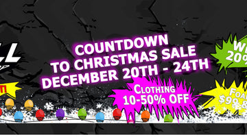 Buell Surf Shop Countdown to Christmas Sale