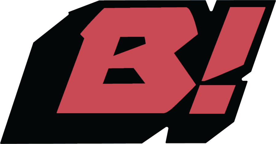 Buell B! Logo Sticker