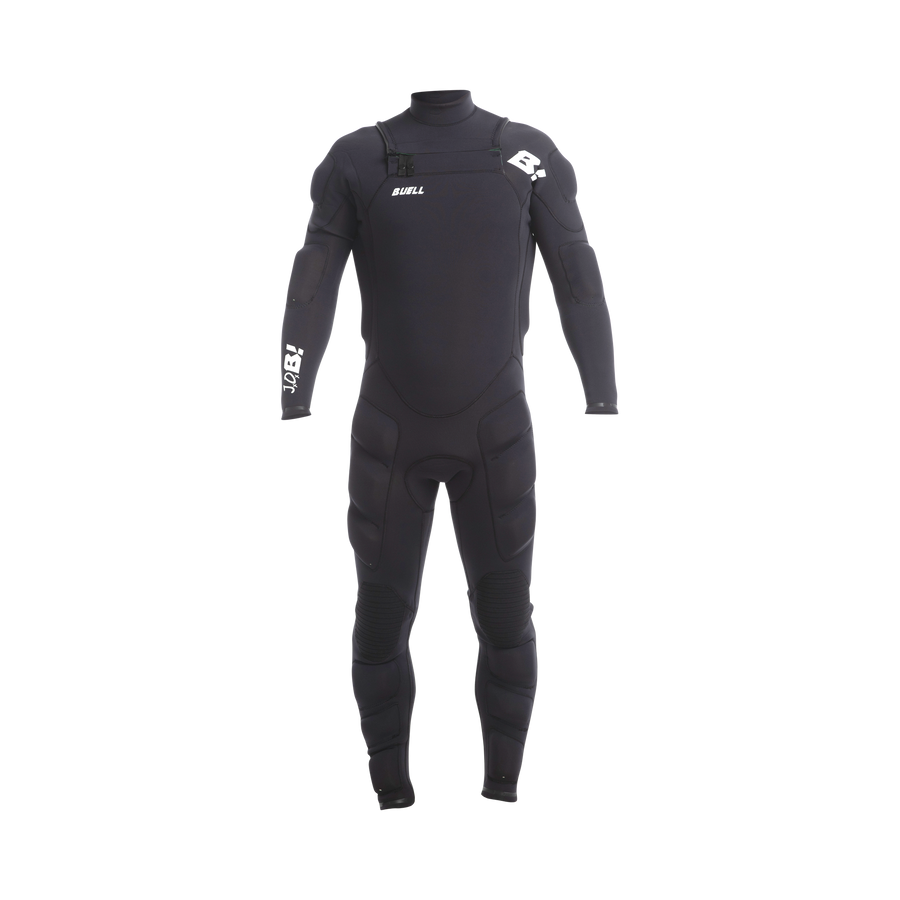 RB1 Accelerator 4/3 Float Fullsuit Men's- Black