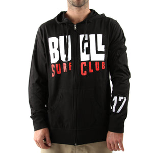Buell Surf Club Light Weight Hoodie