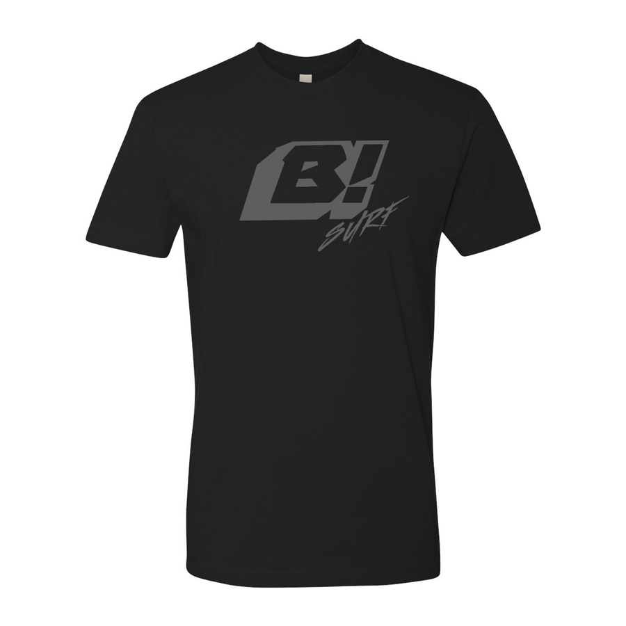 Buell Big and Bold S/S Tee Men's- Black