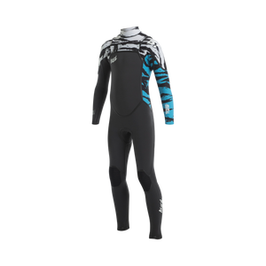 RB1 3/2 Fullsuit Juniors'- JOB Tiger Graphite/Blue