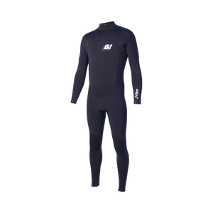 RBZ Stealth Mode 3/2 Fullsuit Men's- Black