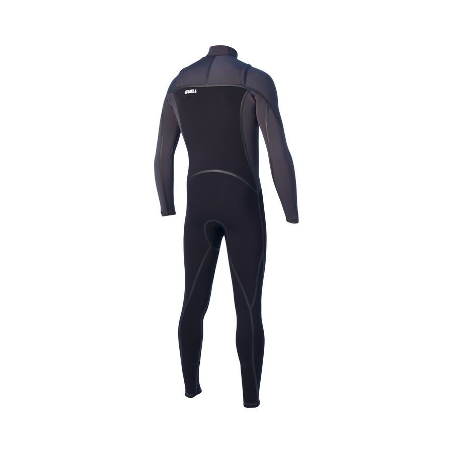 RB1 Accelerator 4/3 Fullsuit Men's- Black/Graphite