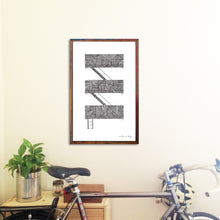 Fire Escape NYC | Art Print 11x17"