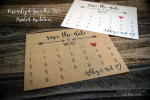 Save the Date Cards & Postcards