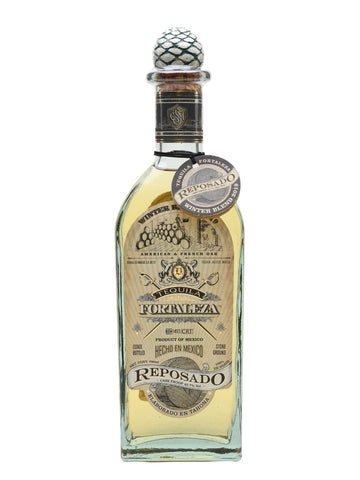 Tequila Fortaleza Winter Blend Reposado 750ml.