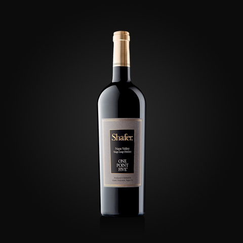 Shafer Cabernet Sauvignon One Point Five Stag´s Leap Napa Valley