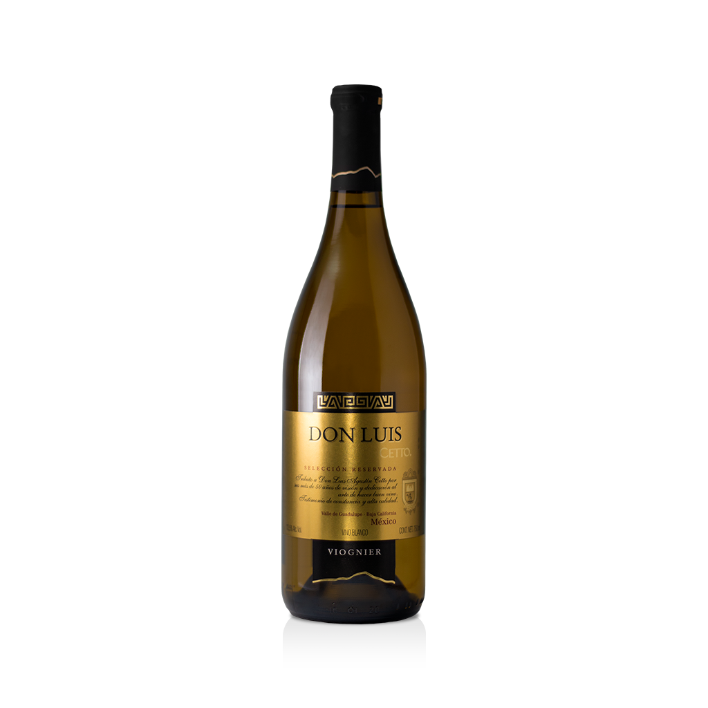 Don Luis Cetto Viognier