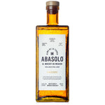 Abasolo Whisky Mexicano de Maíz 750ml.