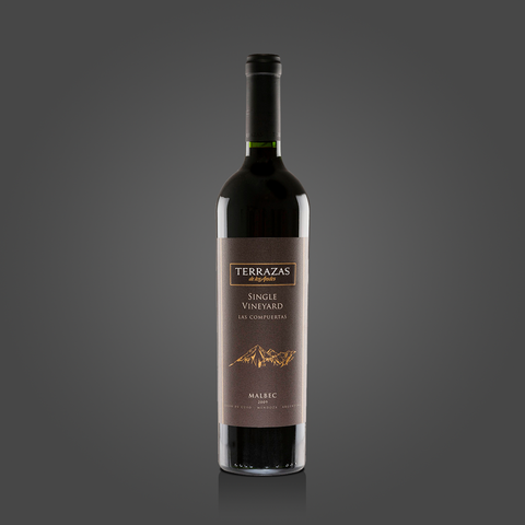 Terrazas de los Andes Single Vineyard Malbec Vistalba Mendoza